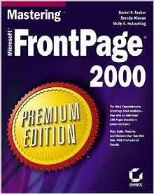 Mastering Microsoft FrontPage