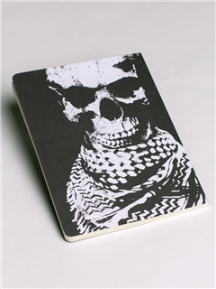 Skull Hatta Notebook