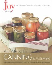 Joy of Cooking All about Canning