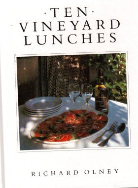 Ten Vineyard Lunches (Ten Menus Series)