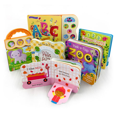 Cottage Door Press Early Learning Gift Set