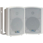 "Pyle Pro Indoor And Outdoor Waterproof On-wall Speakers (5.25"")"