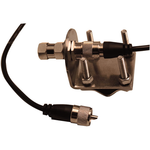 Browning Mirror-mount Kit With Cb Antenna Coaxial Cable
