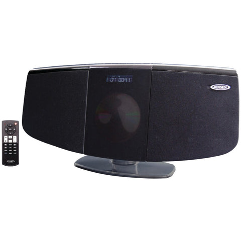 Jensen Bluetooth Wall-mountable Music System With Cd Player