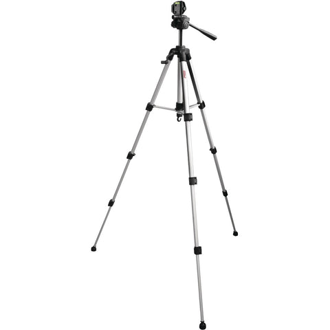 "Digipower 3-way Pan Head Tripod With Quick Release (extended Height: 62"")"