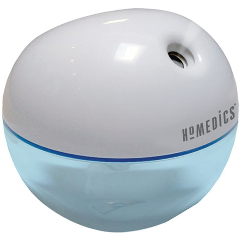 Homedics Personal Cool Mist Ultrasonic Humidifier