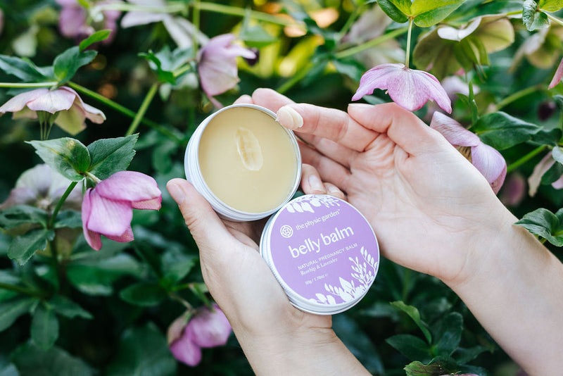 Natural Bodycare for Mums-To-Be - Belly Balm