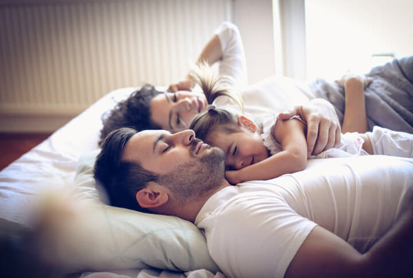 Natural Sleep Remedies For The Whole Family