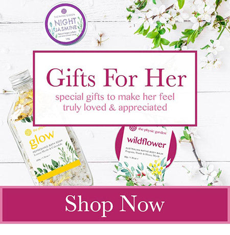 Natural Christmas Gifts For Her
