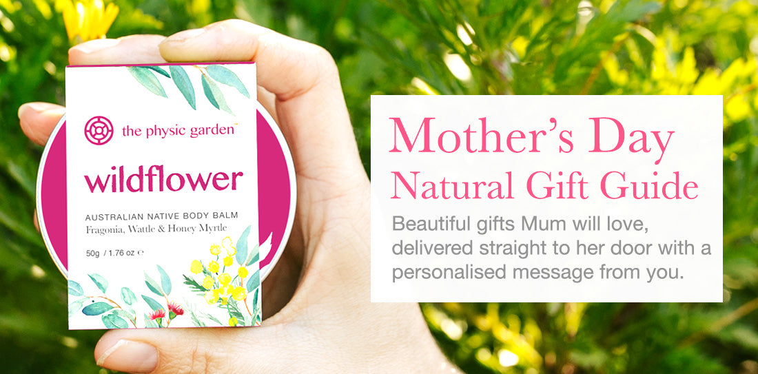 Mother's Day natural Gift Guide
