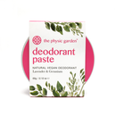 Lavender & Geranium Deodorant by The Physic Garden