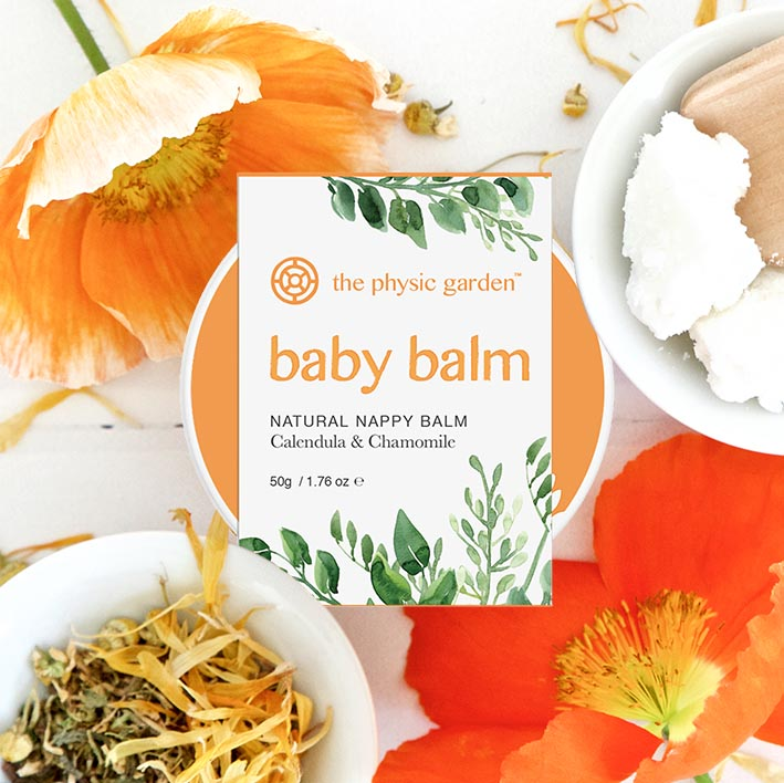 Sale - Baby Balm by The Physic Garden - The Physic Garden
