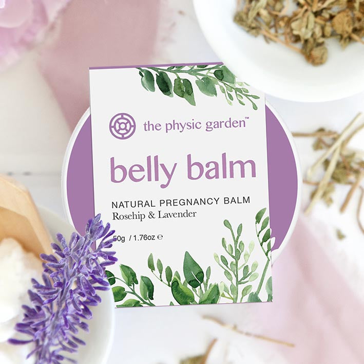 Belly Balm by The Physic Garden