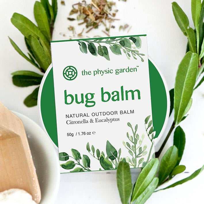 Bug Balm by The Physic Garden