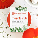 Sale - Muscle Rub by The Physic Garden - The Physic Garden