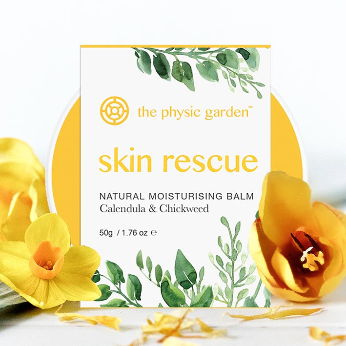 Skin Rescue by The Physic Garden
