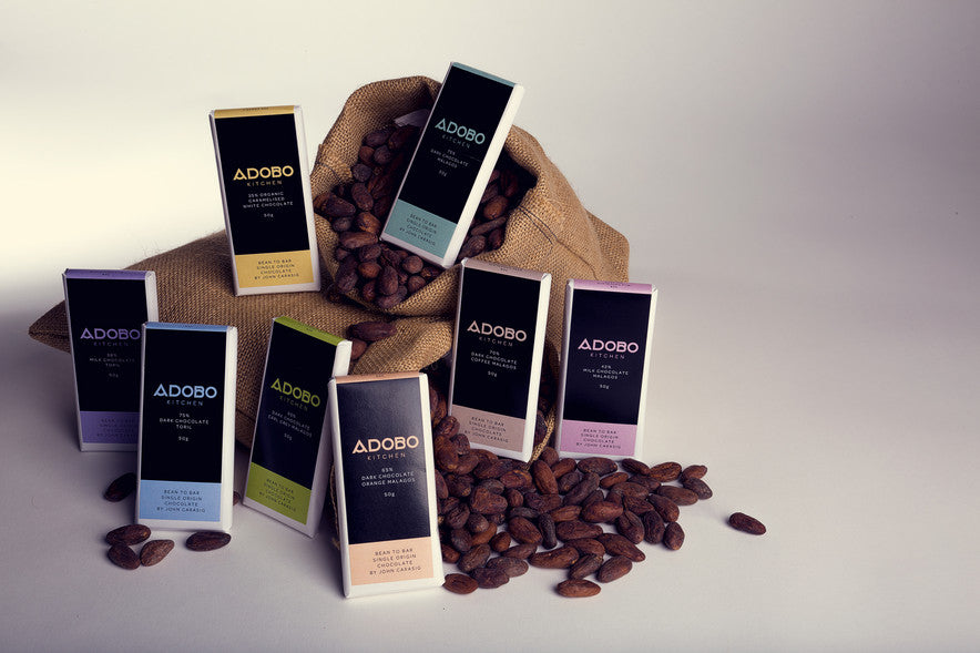 Adobo Kitchen Bean to Bar Chocolates