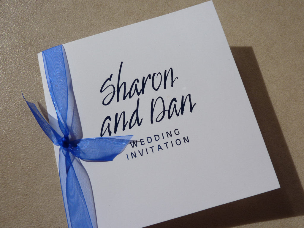 How do I word my wedding invitations?