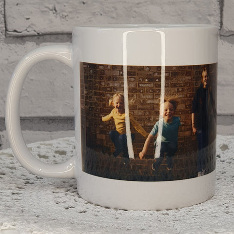 PERSONALISED PHOTO MUG / COASTER