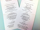wedding. stationery, invitations, invites, custom made, tailor made, hand made, hand crafted, made to order, save the date, postboxes, personalised, tableplans, seating plans, tags, stickers, R.S.V.P.. info cards, foil, pocket fold,  signs, Inspired by Script, Northallerton, North Yorkshire, Cleveland, County Durham,