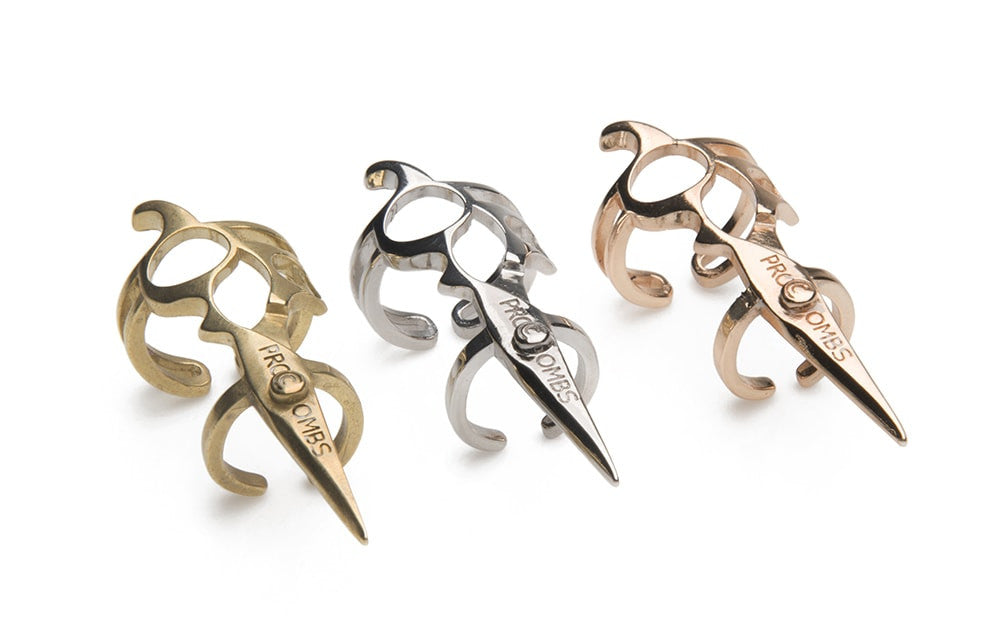 Hair Styling rings