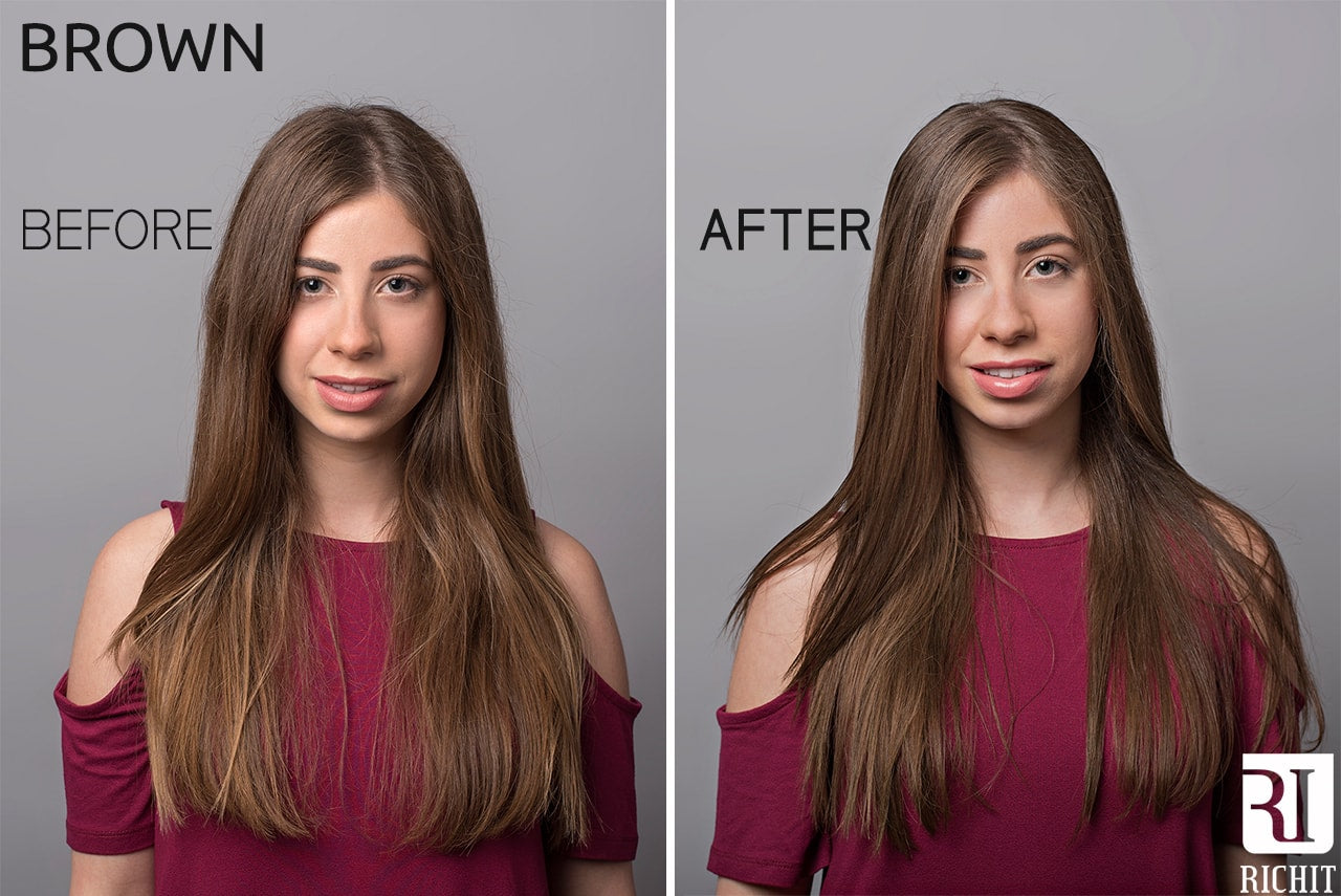 Stunning Natural Coloring For Hair Pictures Style And
