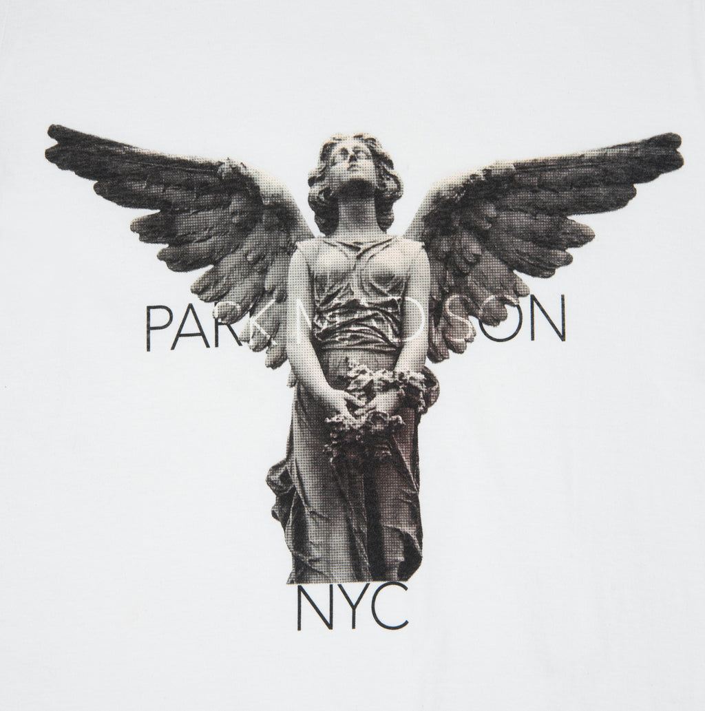ANGEL PRAYER TEE (WHITE)