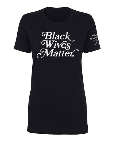 BLACK WIVES MENS TEE