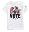 VOTE FIST MENS TEE