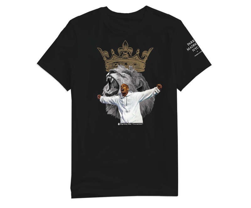 KOREY KING WISE POWER TEE