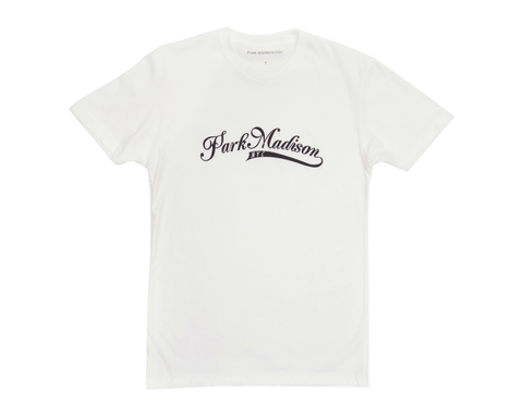PMNYC ENGRAVED TEE (WHITE)