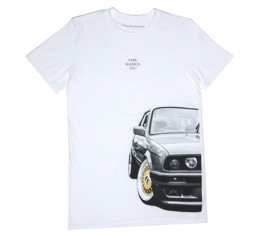 BMW GOLD BBS TEE