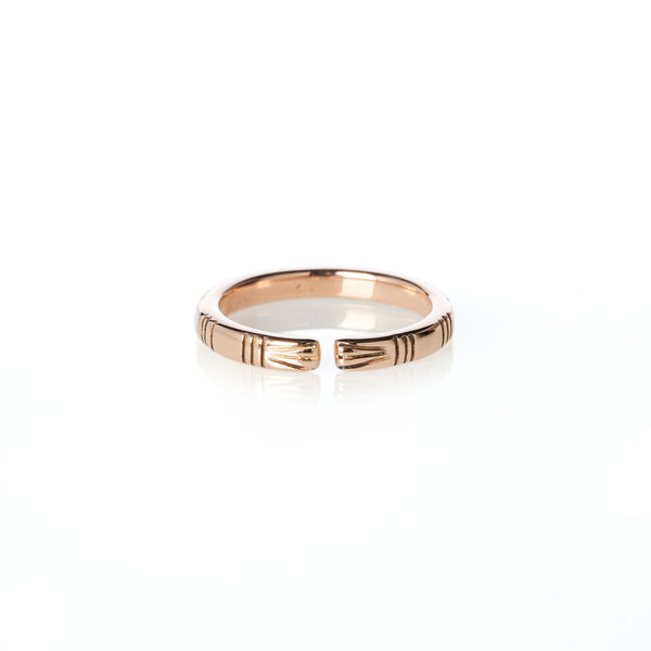 Life of Pi Richard Parker Ring Rose Gold