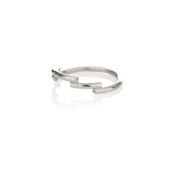 Silver Shashe Ring