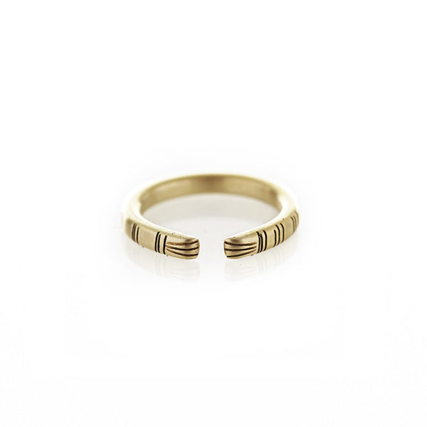 Life of Pi Richard Parker Ring in Brass