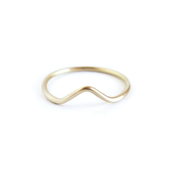 Rhythm Ring in Brass