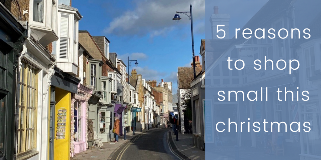 5 Reasons to Shop Small This Christmas