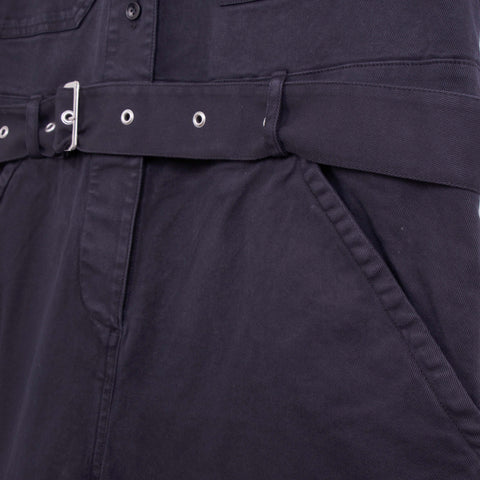 YMC LOWRIDER BOILERSUIT - BLACK