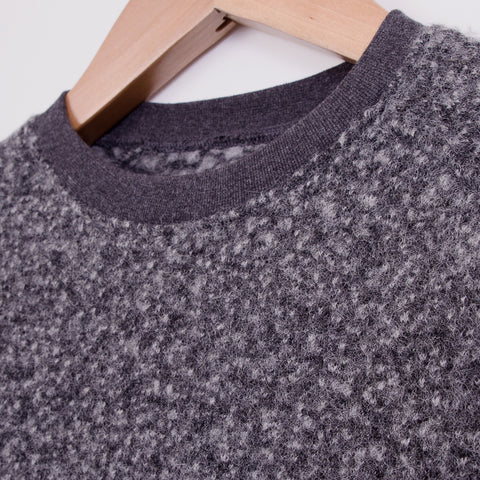KESTIN HARE DURNESS SWEAT - CHARCOAL