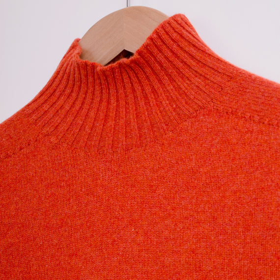SIDELINE HOLLY JUMPER - RED