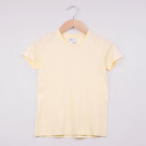 Colorful Standard Women's Light Organic Tee - Soft Yellow