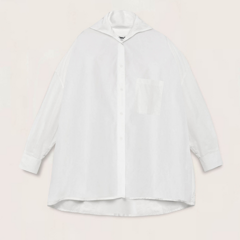 YMC Wicca Shirt White