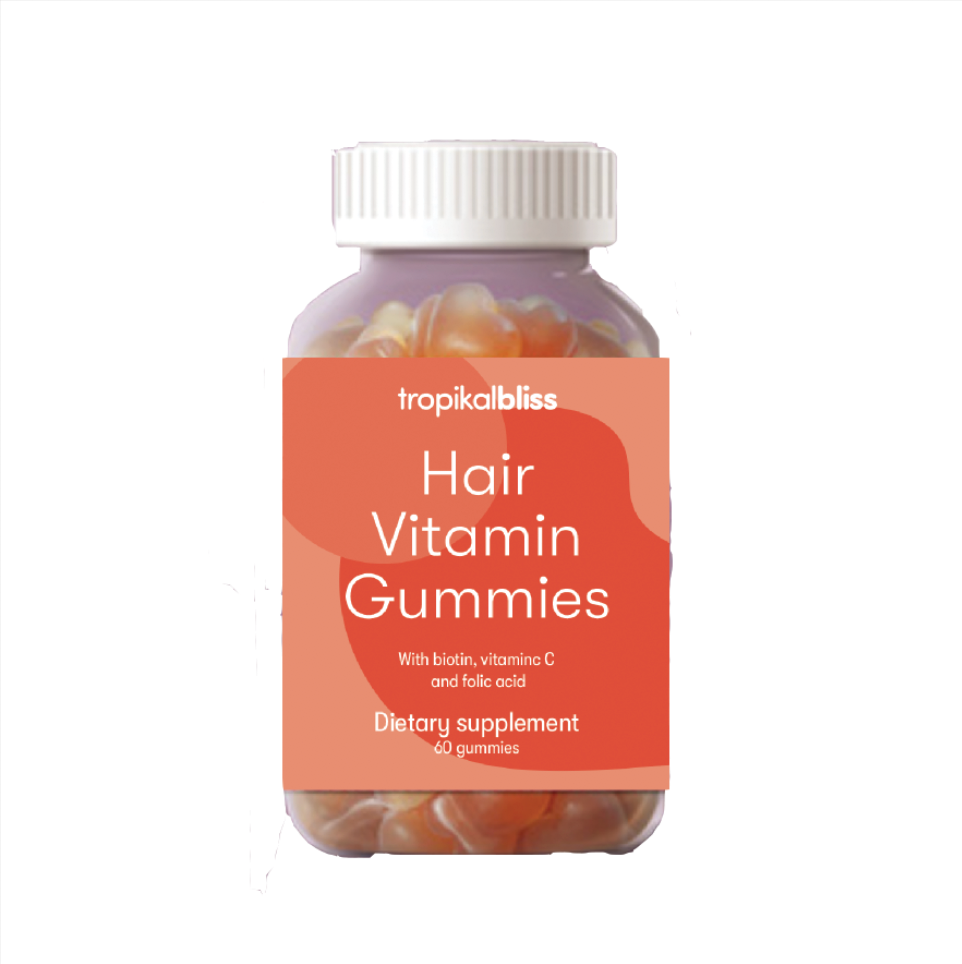 Hair Vitamin Gummies