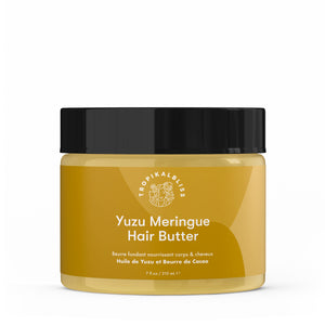Yuzu Meringue Hair Butter