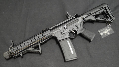 SPIKES TACTICAL COMPRESSOR SBR - 300BLK (NFA)