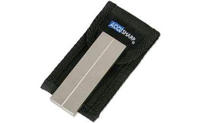 Accusharp Diamond 3 Stone W-pouch