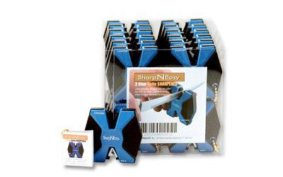 Accusharp Sharp-n-easy Bl-black 24pk