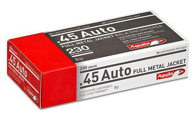 Aguila 45acp 230 Grain Weight Fmj 1000 Rd Case