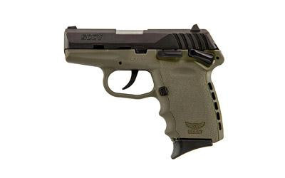 "Sccy Cpx-1 9mm 10rd 3.1"" Black-fde"