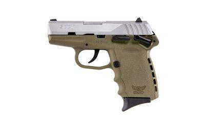"Sccy Cpx-1 9mm 10rd 3.1"" Satin-fde"